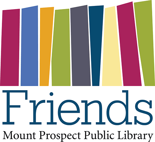 The Friends of The Mount Prospect Public Library Logo