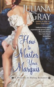 How to master your marquis book cover