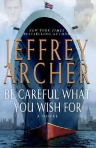 be careful what you wish for book cover