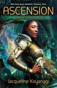 ascension a tangled axon novel book cover