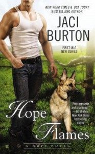 hope flames book cover