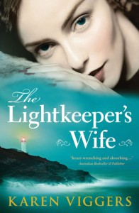 Cover of The Lightkeeper's Wife
