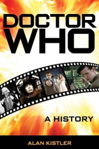 doctor who a history book cover