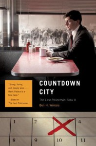 countdown city book cover