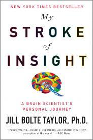 my stroke of insight book cover
