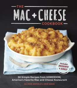 the mac and cheese cookbook book cover