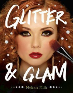 glitter and glam book cover
