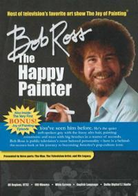 bob ross the happy painter cover