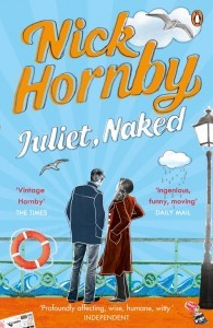 Juliet, Naked book cover