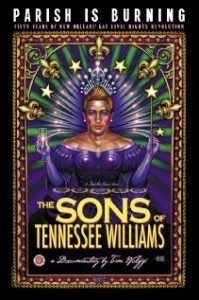 The Sons of Tennessee Williams DVD cover