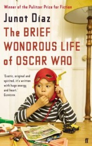 The Brief Wondrous Life of Oscar Wao book cover