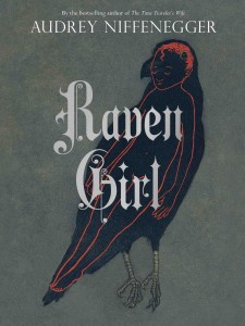 Raven Girl book cover