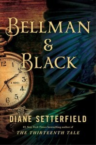Bellman and Black audiobook cover