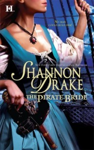 Pirate Bride book cover
