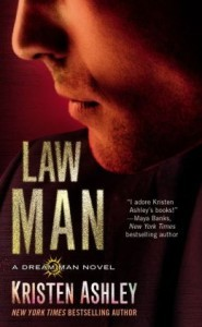 Law Man book cover