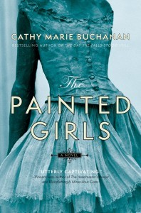 The Painted Girls book cover
