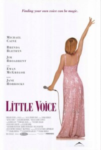 Little Voice DVD cover