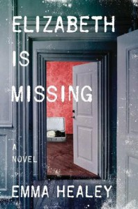 Elizabeth is Missing book cover