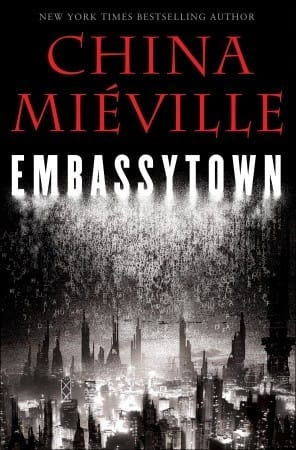 Embassytown book cover
