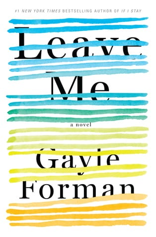 Leave Me audiobook cover
