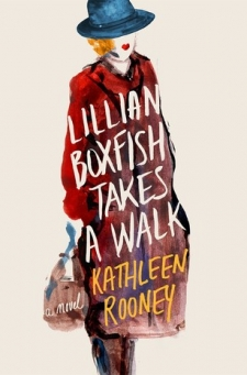 Lillian Boxfish Takes a Walk audiobook cover