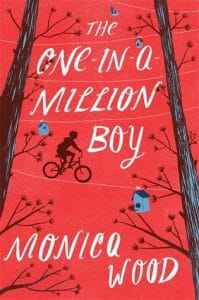 The One-in-a-Million Boy book cover