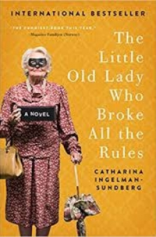 The Little Old Lady Who Broke All the Rules audiobook cover