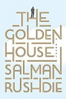 The Golden House book cover