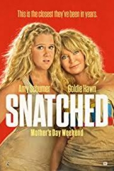 Snatched DVD cover