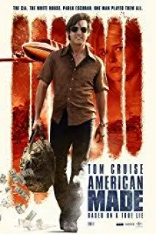 American Made DVD cover