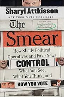 The Smear Audiobook cover