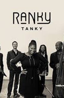 Ranky Tanky CD cover