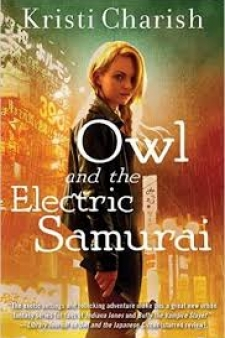 Owl and the Electric Samurai book cover