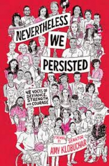 Nevertheless We Persisted book cover