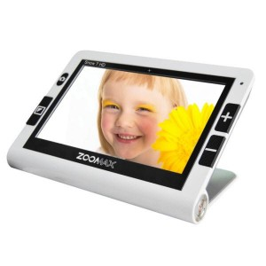 "Zoomax Snow 7"" Magnifier"
