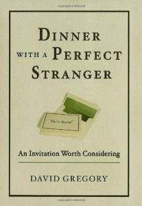 Dinner With a Perfect Stranger Book Cover