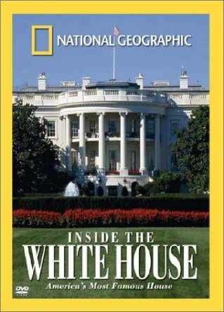 Inside the White House America's most famous house Book cover