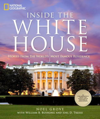 Inside the White House book cover