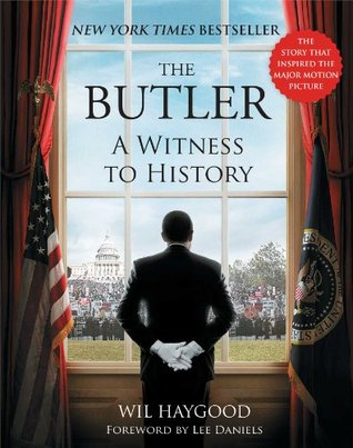 The Butler book cover