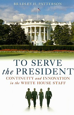 To Serve the President book cover