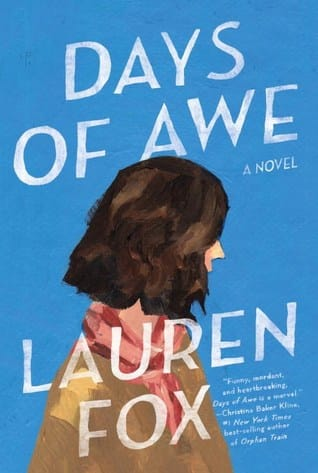Days of Awe book cover