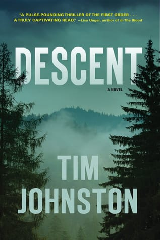 Descent book cover