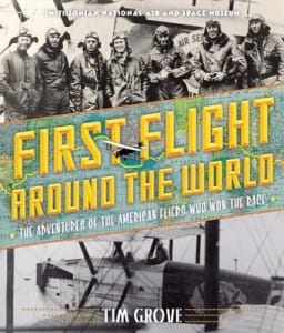 First Flight around the world book cover