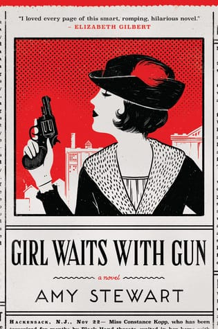 Girl Waits with Gun book cover