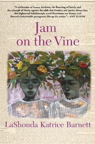 Jam on the Vine book cover