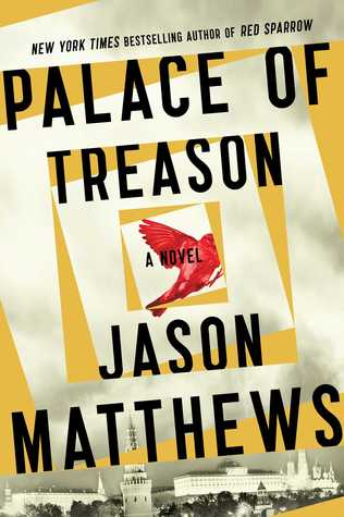 Palace of Treason book cover