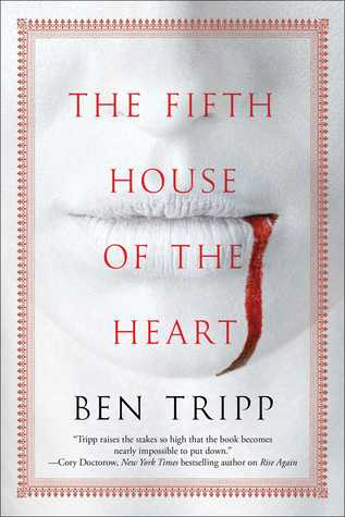 The Fifth House of the Heart book cover