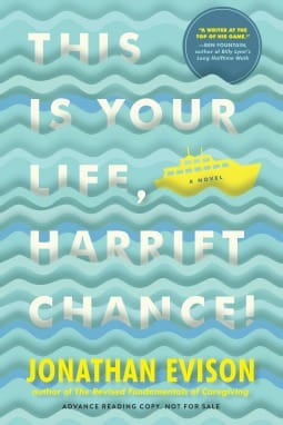 This Is Your Life, Harriet Chance book cover
