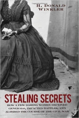 Stealing Secrets book cover