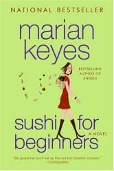 Sushi for Beginners book cover